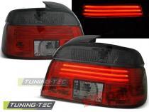 BMW E39 09.95-08.00 RED SMOKE LED LDBM43