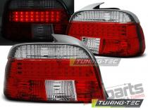 BMW E39 09.95-08.00 RED WHITE LED LDBM01