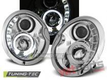 BMW MINI (COOPER) 05.01-10.06 DAYLIGHT CHROME LPMC03