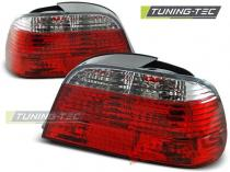 BMW E38 06.94-07.01 RED WHITE - LTBM41