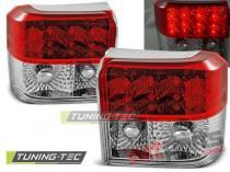 VW T4 90-03.03 RED WHITE LED LDVW25