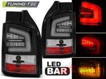 VW T5 04.03-09 BLACK LED BAR LDVW92