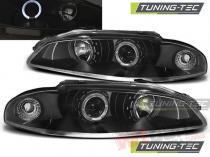 Mitsubishi Eclipse 1997-12.1998 Angel Eyes headlights - LPMI04