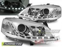 Opel Astra G 09.97-02.04 Chrome LPOP39