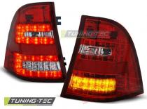 Mercedes W163 M-Class 03.1998-2005 12-15 taillights LDME21
