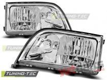 MERCEDES W140 S-KLASA 03.91-10.98 Angel Eyes headlights LPME19