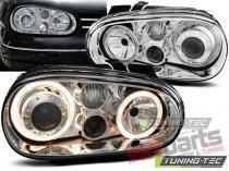 VW GOLF IV 09.97-09.03 Angel Eyes headlights LPVW42