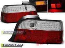 BMW E36 Coupe /Cabrio 12.1990-08.1999 Red White Led  LDBM36