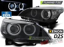 BMW E60,  BMW E61 2003-2004 Angel Eyes CCFL taillights - LPBMC7