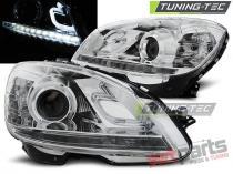 Mercedes W204 2007-2010 headlights - LPME88