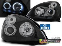 Renault Clio II 06.01-09.05 Angel Eyes CCFL headlights - LPRE32