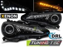 TOYOTA GT86 2012- BLACK TRU DRL LPTO31