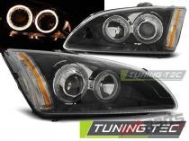 Ford Focus II 09.2004-01.2008 Angel Eyes CCFL taillights LPFO62