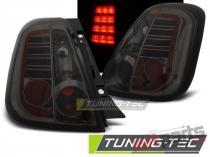 FIAT 500 2007- taillights  LDFI05