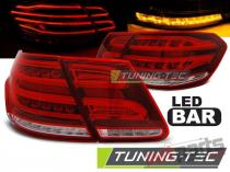 Mercedes E-Class W212 2009-2013 RED WHITE taillights - LDME95