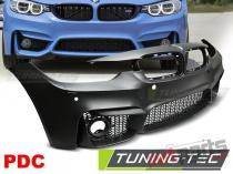 BMW F30 10.2011-2015 M3-STYLE PDC Front Bumper  ZPBM32