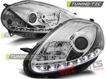 Fiat Grande Punto 2008-2009 headlights LPFI25