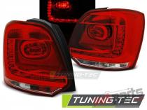 Volkswagen Polo 2009-2013 Hatchback taillights  LDVWB2