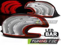 PEUGEOT 208 4.12-06.15 RED WHITE LED BAR LDPE08