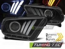 FORD MUSTANG V 10-13 headlights - LPFO71