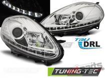 FIAT PUNTO EVO 10.09-12 headlights - LPFI27