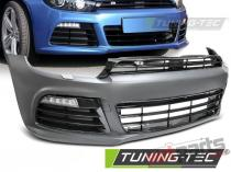 VW SCIROCCO 08-04.14 R STYLE front bumper  ZPVW09