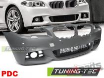 BMW F10 F11 07.13 M-PACKET PDC Front Bumper  ZPBM37