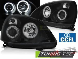 Renault Clio II 06.01-09.05 Angel Eyes CCFL headlights - LPRE34