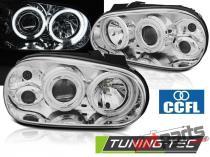 VW GOLF IV 09.97-09.03 Angel Eyes CCFL headlights - LPVWN7