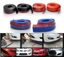 Universal Lip 2,  5m Carbon Red - PP-DO-063