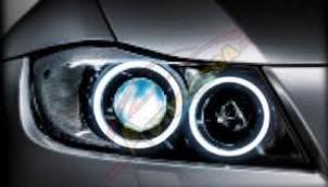 Angel Eyes Led Eyes BMW E90,  E91 - SJ-E90