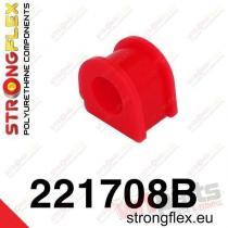 Rear anti roll bar inner bush 221708B