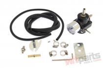 Fuel pressure regulator - universal FPR01 BLACK CN-FP-010