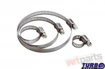 Worm drive clamp 80-100mm Stainless - PP-IN-011