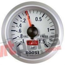 Turbo Mechanical Pressure Indicator Clock -1-1,  5 bar DP-ZE-569
