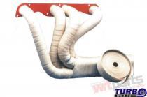 TurboWorks Exhaust heat wrap 50mm x 2mm 10m White Ceramic - MG-TT-011