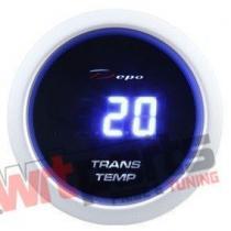 DEPO gauge DBL 52mm TRANS TEMP - DP-ZE-040