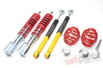 Adjustable coilover kit Renault Clio II EVOGWRE02