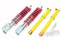 Adjustable coilover kit Renault Megane I EVOGWRE03