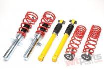 Adjustable coilover kit Renault Megane II EVOGWRE06