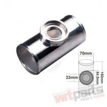 Adapter Blow Off Pipe 70mm type: HKS SSQV/SQV - MP-BO-033