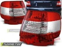 Red-White Tail light Audi Audi A4 B5 - LTAU10