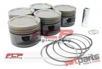 AUDI 200 S2 RS2 S4 S6 2.2T 20V FCP FORGED PISTONS 81.50MM  - FCPPA815085/5