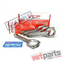 Audi / VW 2.0 TFSI EA113 FCP X-beam steel con rods 144mm/20mm FCPRXATFSI14450620T