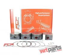 OPEL 1.6 16V TURBO Z16LET FCP FORGED PISTONS 80MM CR 8.7 - FCPPO800087