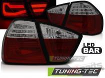 BMW E90 03.05-08.08 RED SMOKE LED BAR LDBMF6