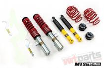 MTS Coilover sport suspension kit for Opel Astra G MTSGWOP01